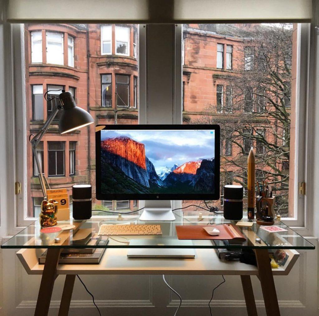 Ideas para diseñar y decorar tu oficina en casa #78 - Diseño de ...