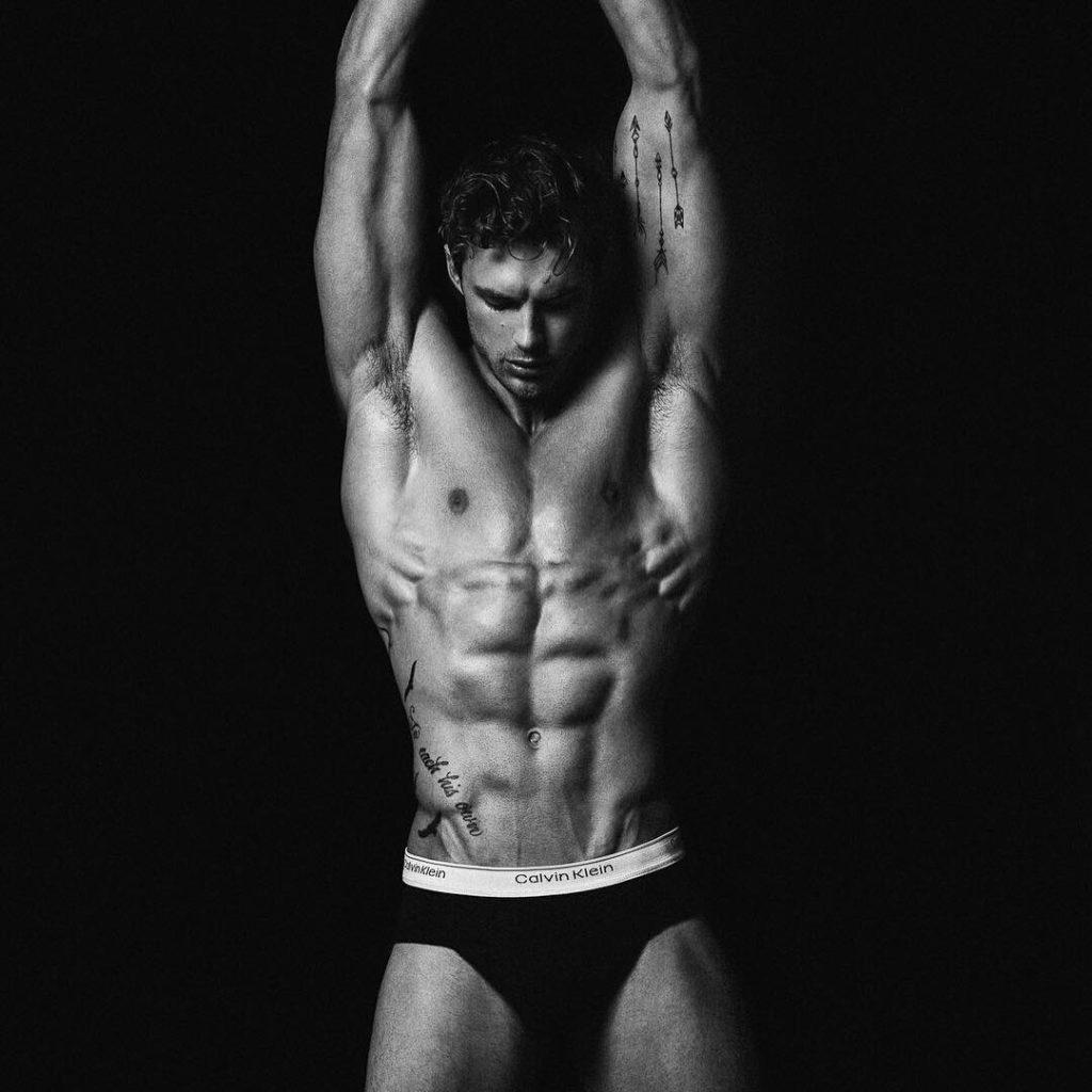 Hombres del gimnasio, los más marcados