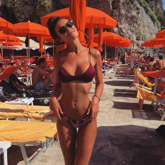 Después de vacaciones toca un random post - Bikini