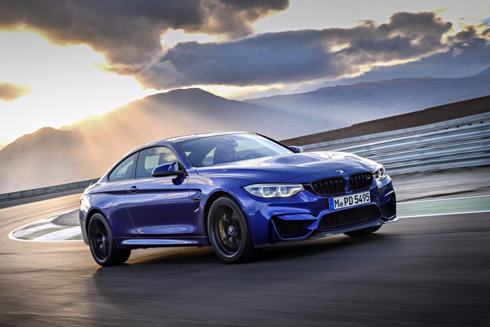 Nuevo BMW M4 CS Coupe edición de competencia