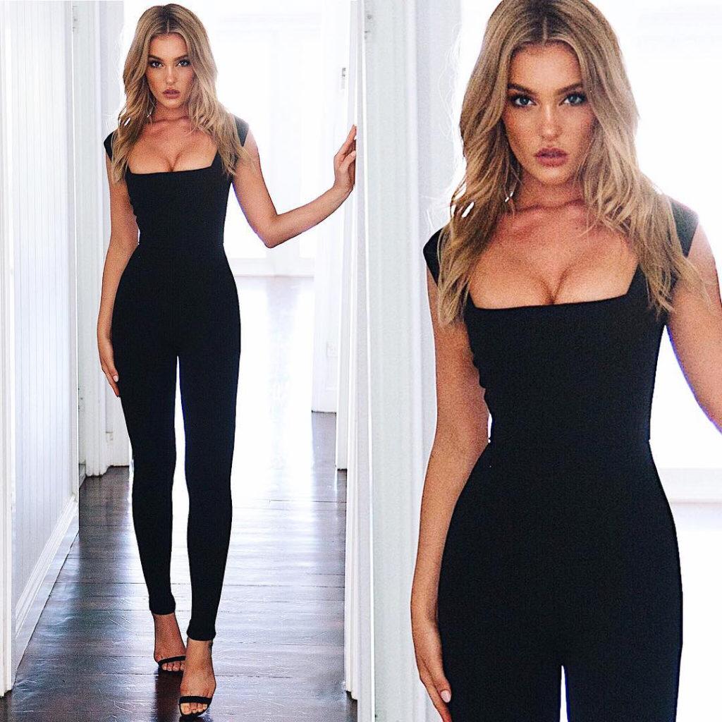 La sexy Georgia Gibbs de Australia para el mundo