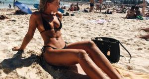 La sexy cuenta de Georgia Gibbs de Australia para el mundo