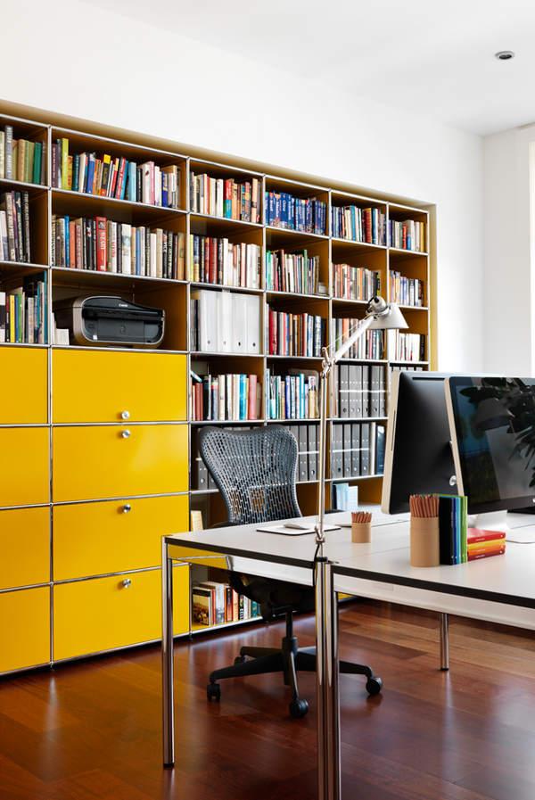 Oficina en casa inspiración y diseño #79