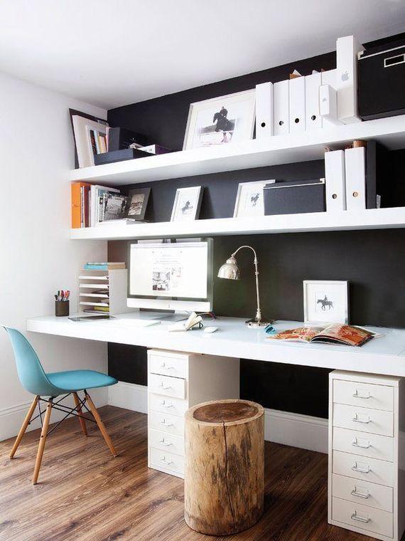 Tu oficina en casa se podría ver así #80