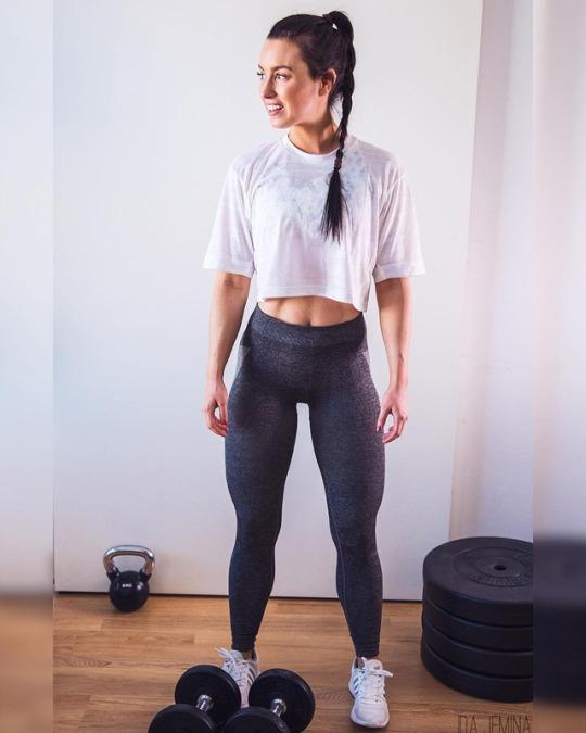 Las mejores fotos de las mujeres fitness que vas a encontrar hoy
