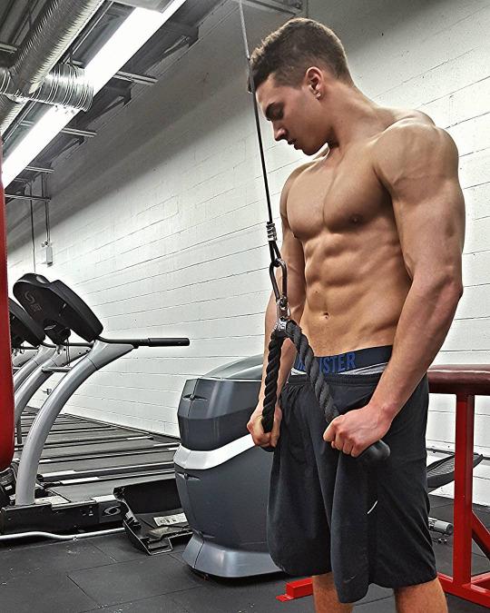 Los hombres más irresistibles del gym