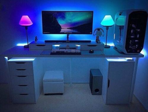 Oficinas diseñadas con un toque geek #85