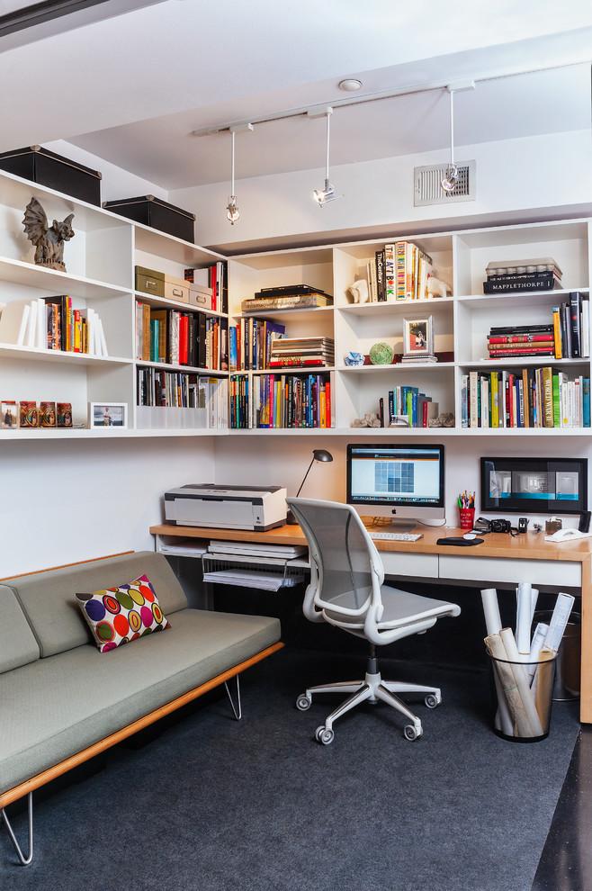 Decoraci n sensacional para oficinas en casa 86 el124 for Decoracion de oficinas en casa