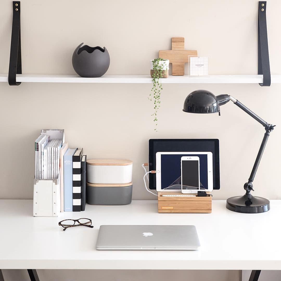 estilo y dise o de oficina en casa minimalista 83