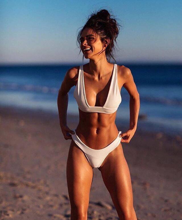 Las chicas del gym edición bikinis y playa