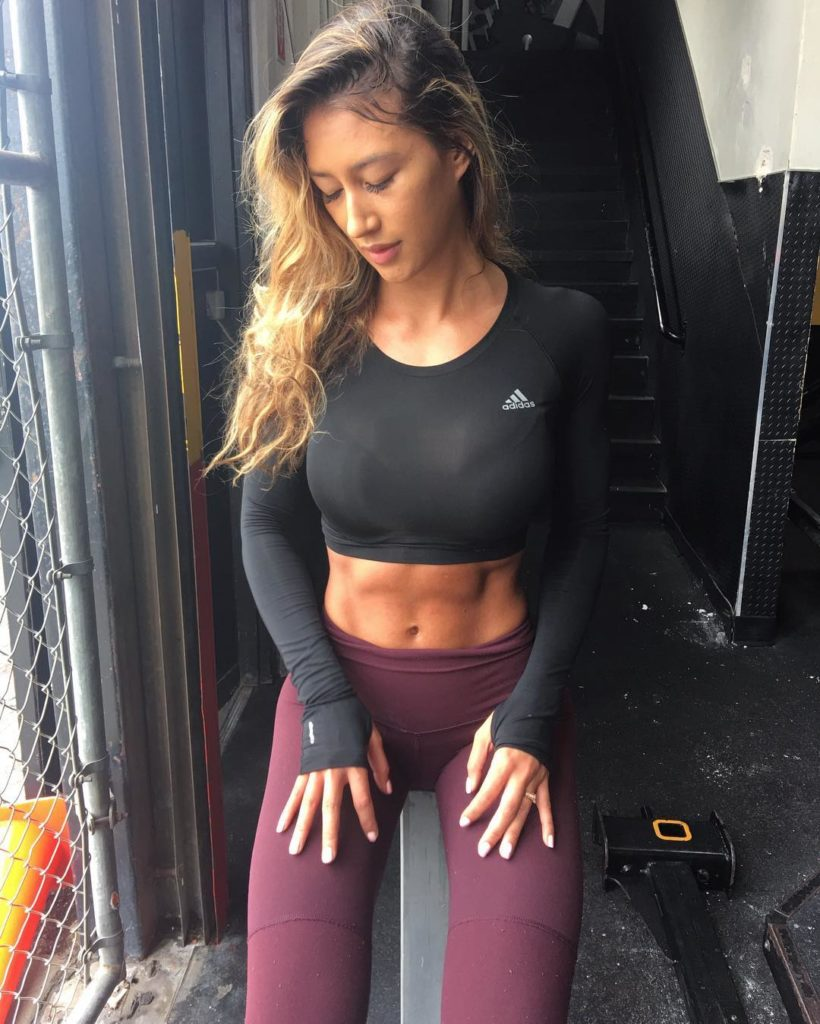 Imágenes de las chicas fitness para inspirar tu