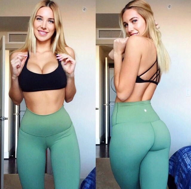 Imágenes de las chicas fitness para inspirar tu entrenamiento