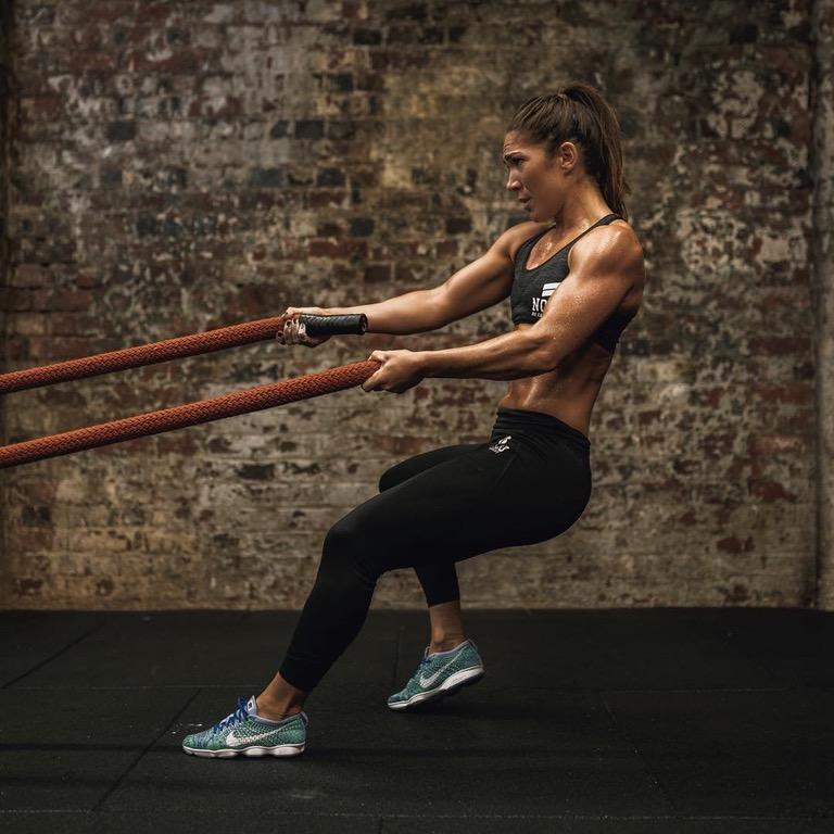 Mujeres fitness para inspirar tu entrenamiento el resto de