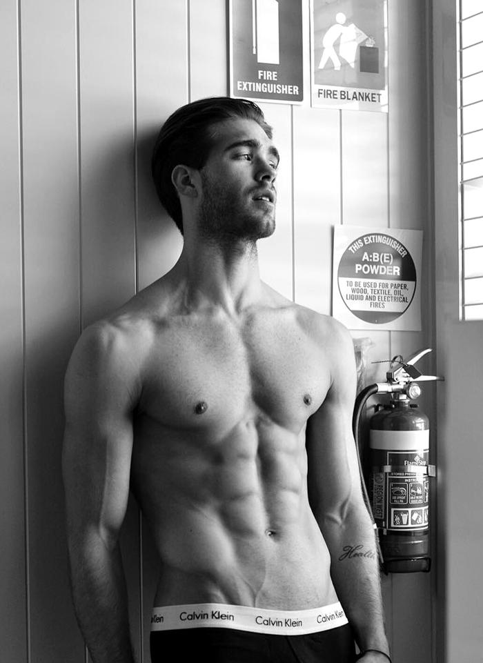 Motívate con los mejores cuerpos masculinos