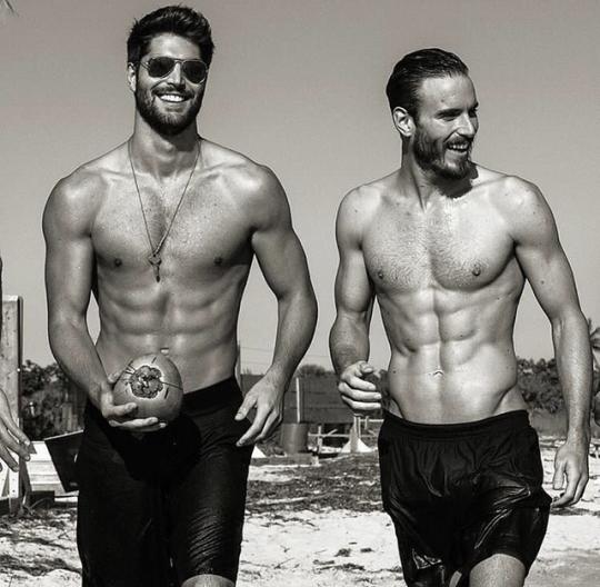 Fotos de los hombres más fit de la semana