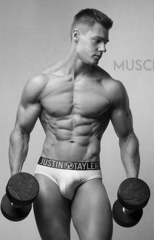 Marcado, definido y un éxito en el verano (Chicos del gym)