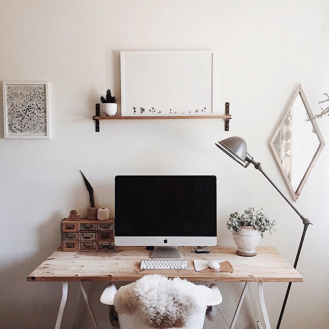 Dise o de oficinas para mejorar tu casa 87 decoraci n y for Deco oficina