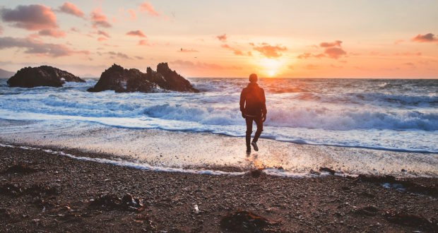 Para vivir una vida extraordinaria, debes estar dispuesto a abandonar una vida normal