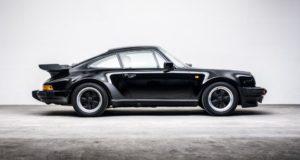 El clásico más elegante Porsche 911 Turbo de 1989
