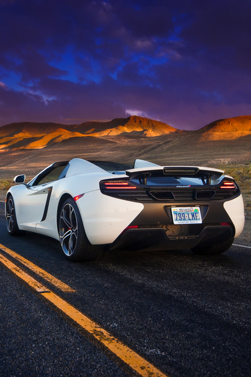Carros exóticos y deportivos de lujo