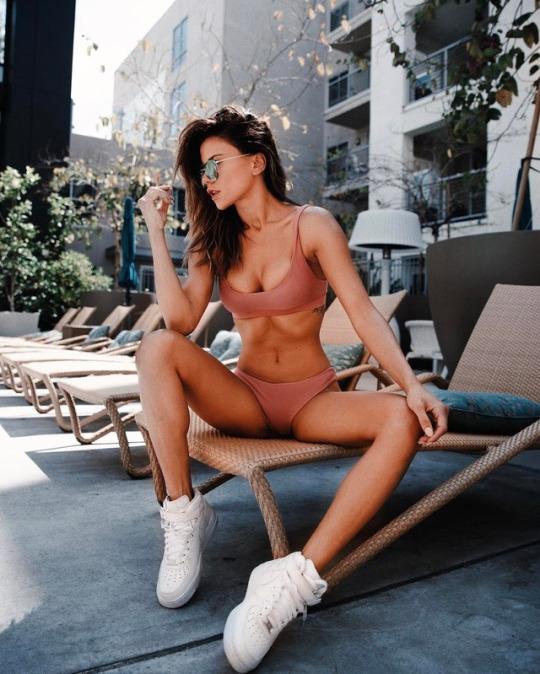 Calor, sol y bikini