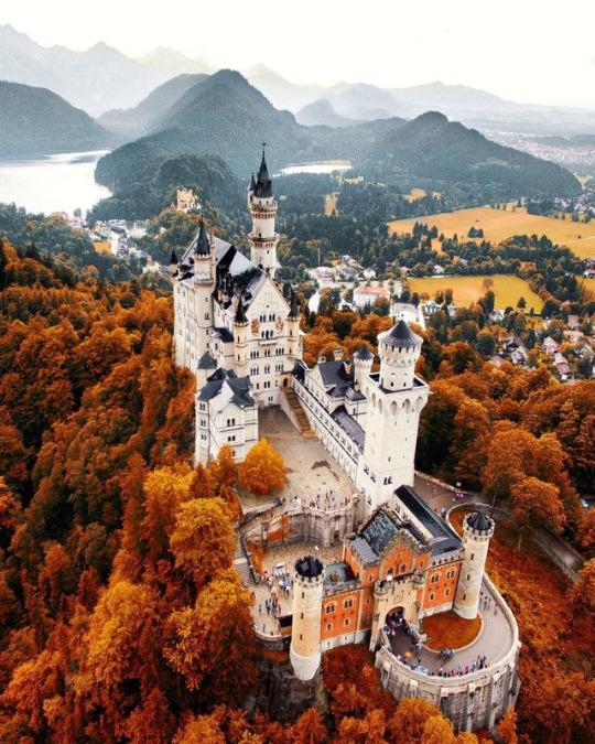 Castillos por el mundo