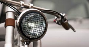 Una bici vintage con corazón eléctrico