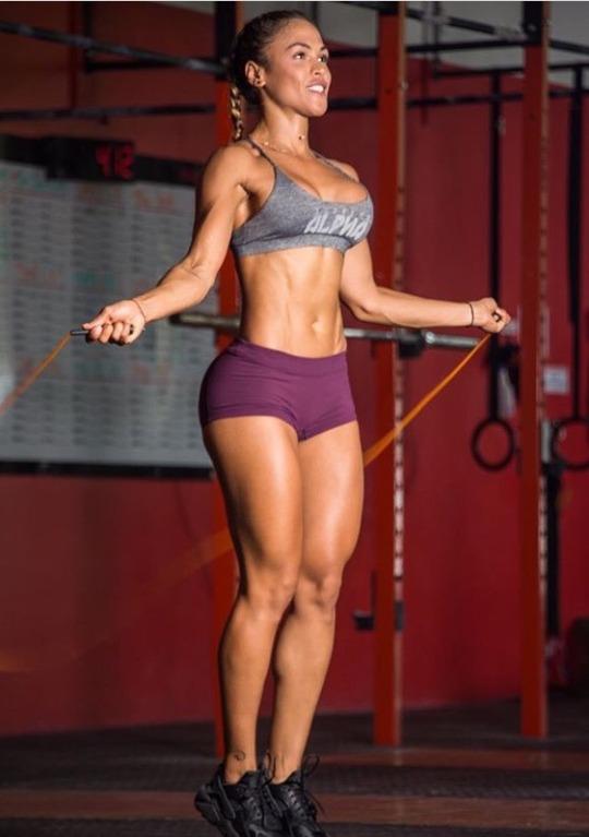 Las chicas del gym y su eterna buena vibra