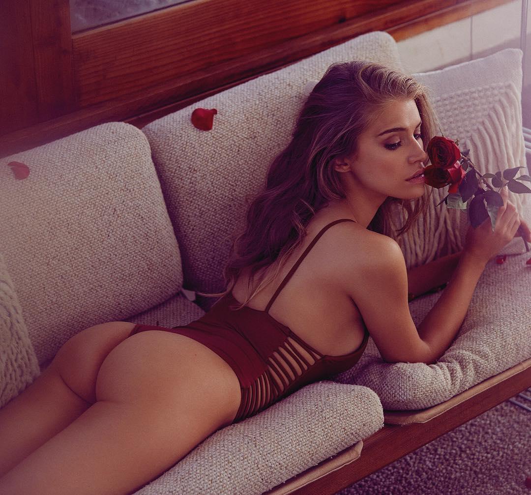 Tanya Mityushina una belleza rusa que está conquistando Instagram