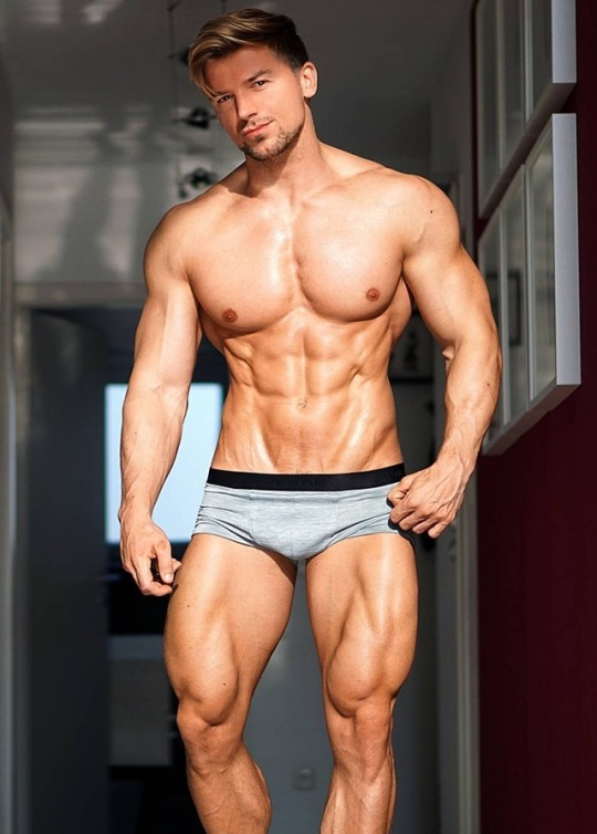 Los hombres más marcados del gimnasio