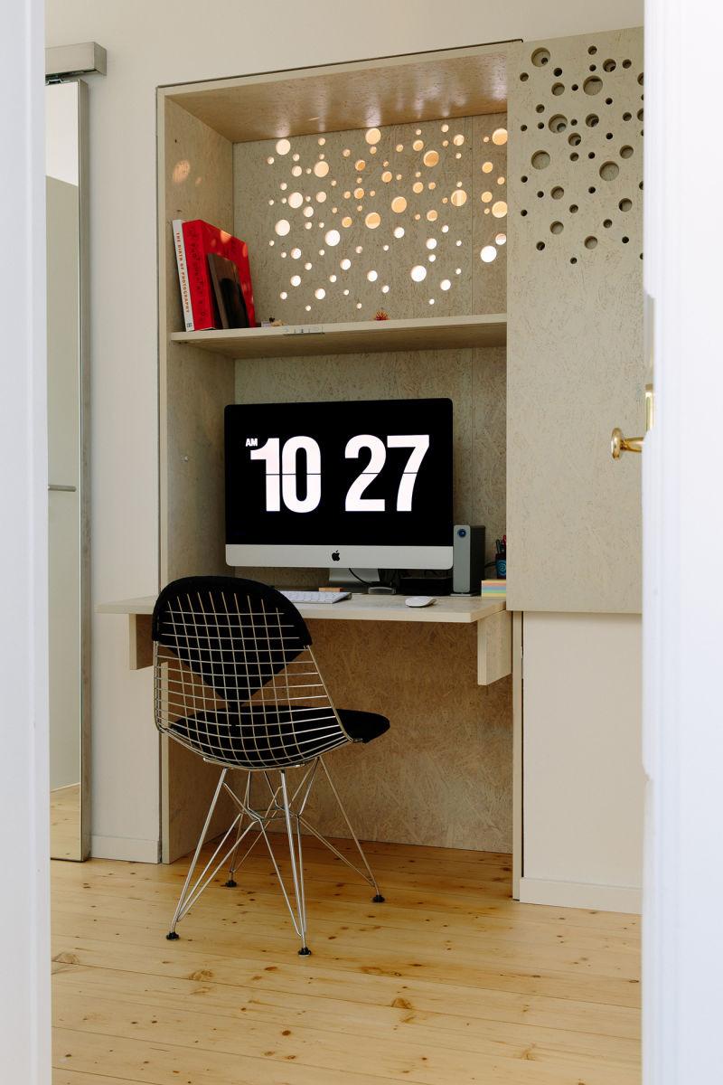 Oficina en casa insp rate con nuestras fotos 91 el124 for Oficina postal mas cercana