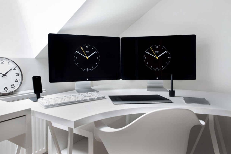 Fotos con las mejores oficinas en casa para inspirar tu for Proyecto oficina