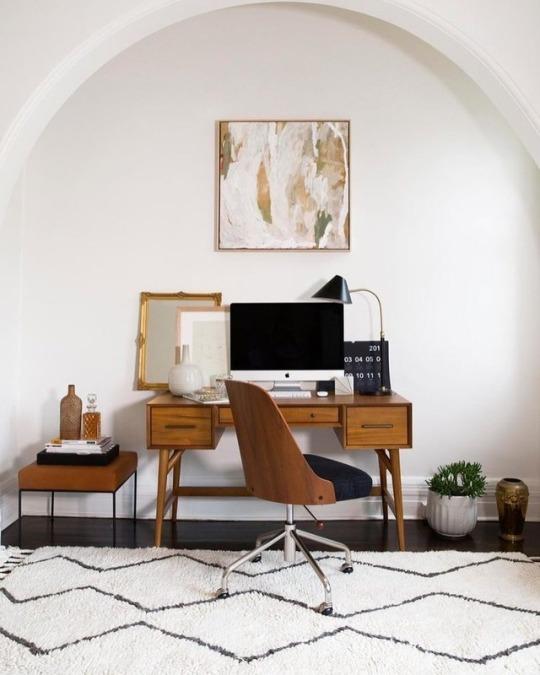 Decoraci n y dise o de interiores para oficinas en casa - Decoracion y diseno de interiores de casas ...