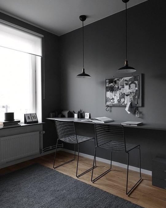 Ideas para decorar tu oficina en casa 92 dise o de for Diseno de oficinas en casa