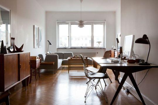 Fotos con las mejores oficinas en casa para inspirar tu for Oficina postal mas cercana