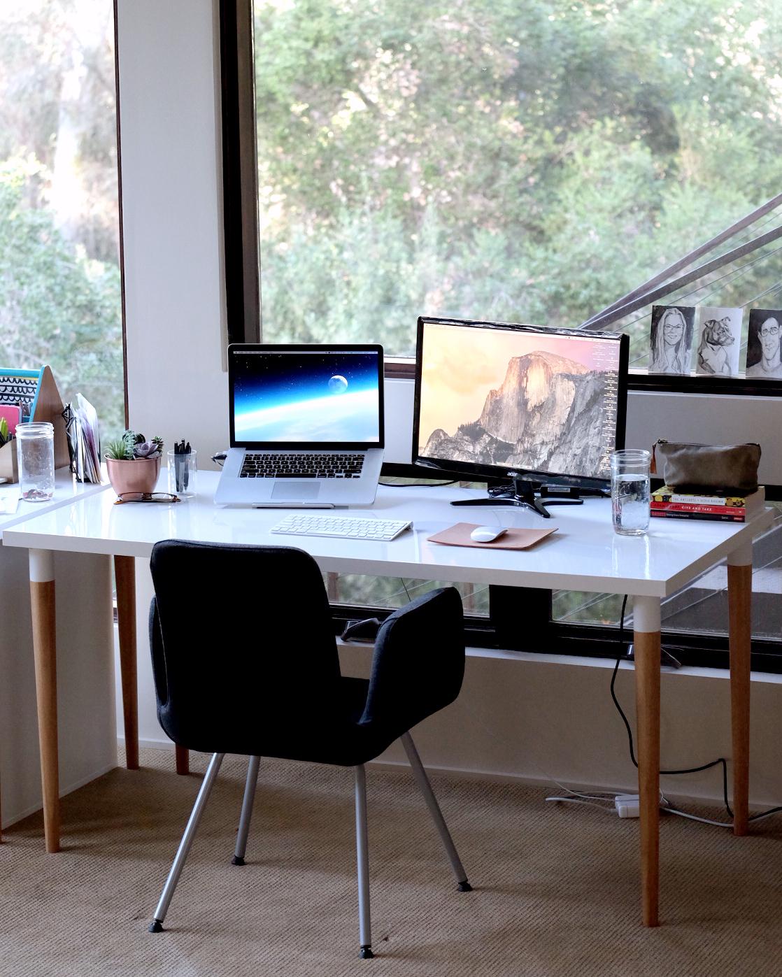 Ideas para decorar tu oficina en casa 92 dise o de - Tu oficina en casa ...