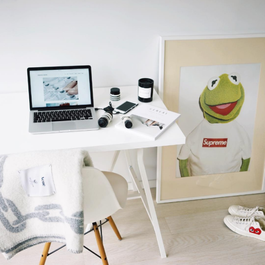 Oficina en casa inspírate con nuestras fotos #91