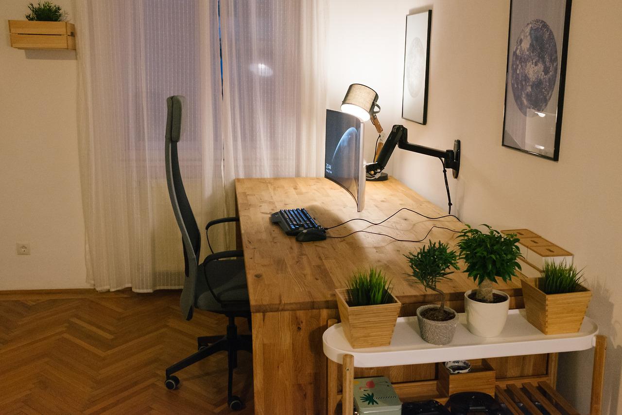 Decoraci n y dise o de interiores para oficinas en casa for Diseno de oficinas en casa