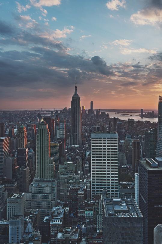 Vistas aéreas que enamoran a los citadinos