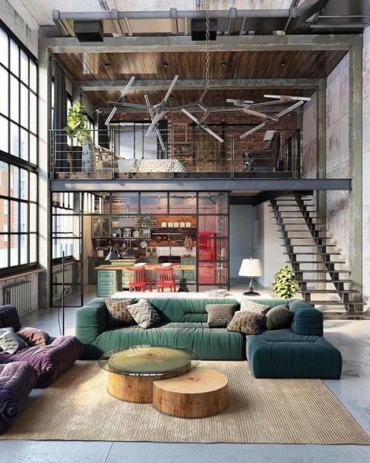 Diseño, decoración y maravillas de los interiores