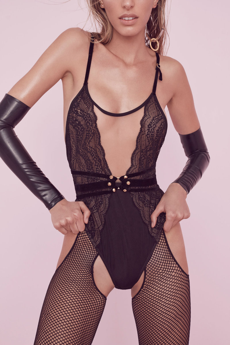 Lencería For Love and Lemons y el sexy otoño 2017