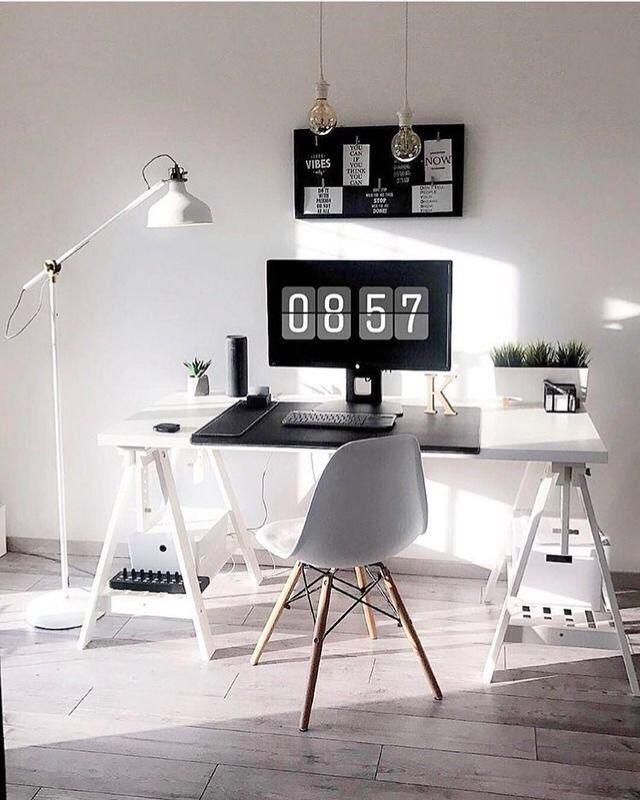 Estilo y dise o de oficinas en casa 98 dise o y for Diseno de oficinas en casa
