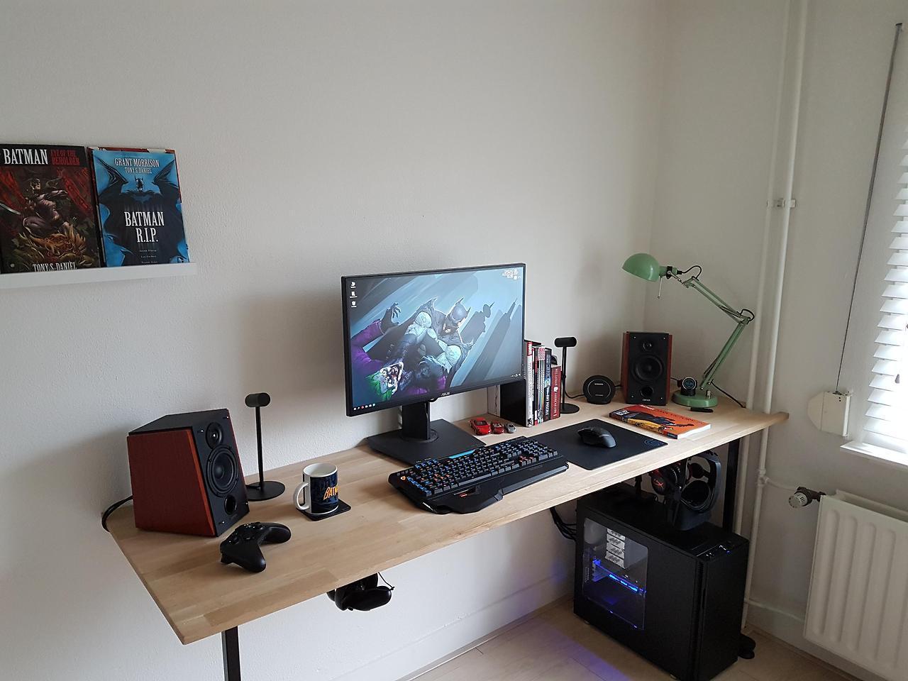 Diseño de oficinas para gamers #95