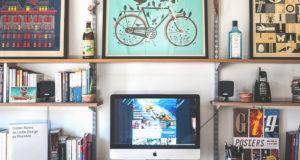 Decoración de oficinas en casa #96 inspiración para tu diseño