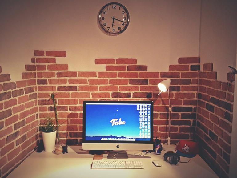 Decoraci n de oficinas en casa 96 inspiraci n para tu for Decoracion de oficinas en casa