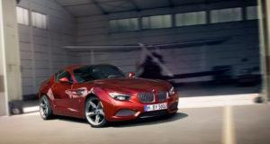 Sexy e impresionante BMW Z4 Zagato