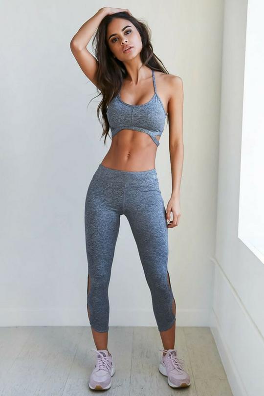 Motívate con las fotos de las mujeres más sexys del fitness