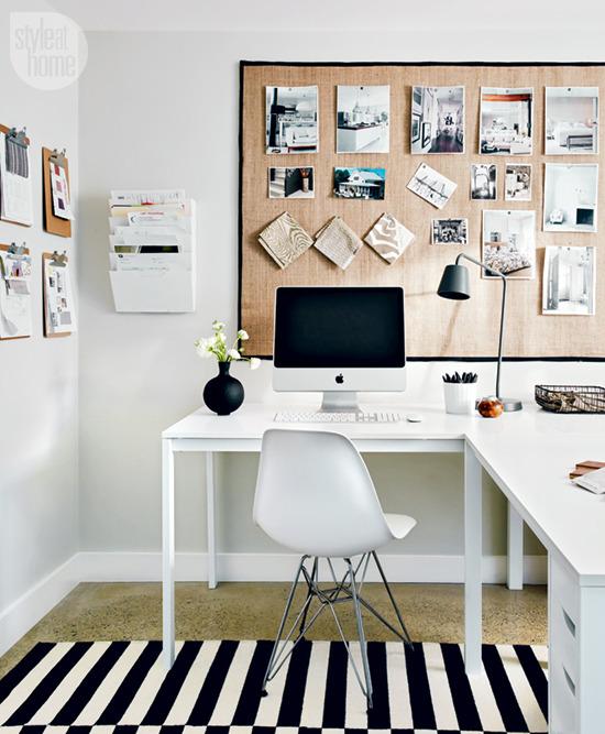 Inspiración e ideas para diseñar oficinas en casa #102