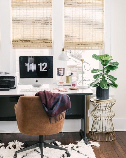 Lo mejor en oficinas en casa para diseño e inspiración #100