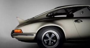 Clásico e increíble Porsche 911 2.7 RS de 1973